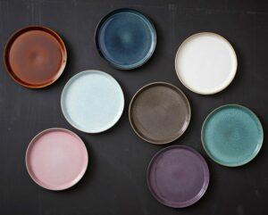 Keramikteller Set