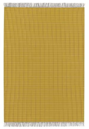 Outdoor Teppich gelb sand von Woodnotes